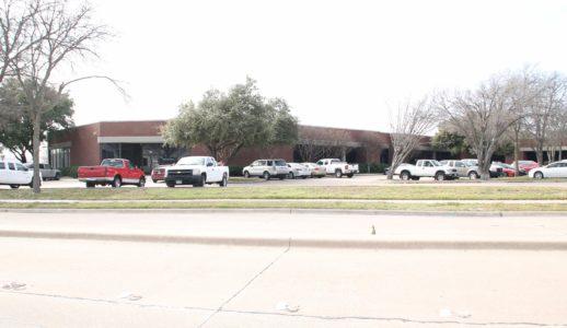 Business park property tax disputes Dallas