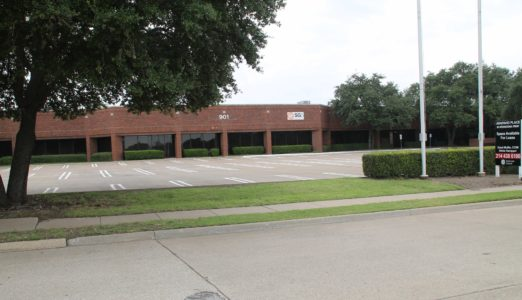 Industrial business park property tax consultants TX