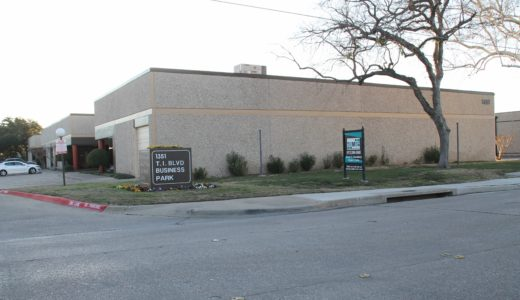 Industrial business park property tax dispute
