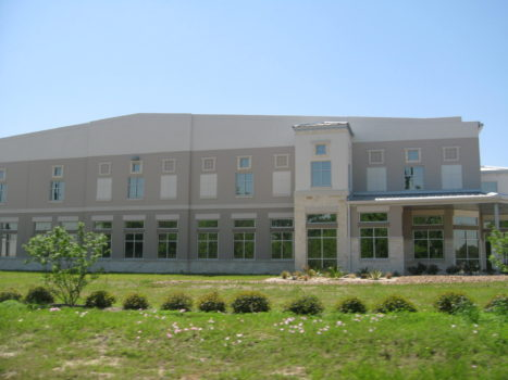 Industrial business park dispute property tax